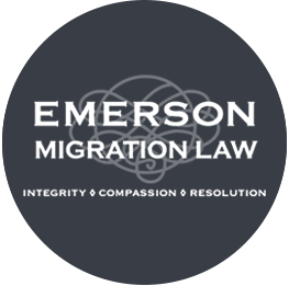 Emerson Migration Law